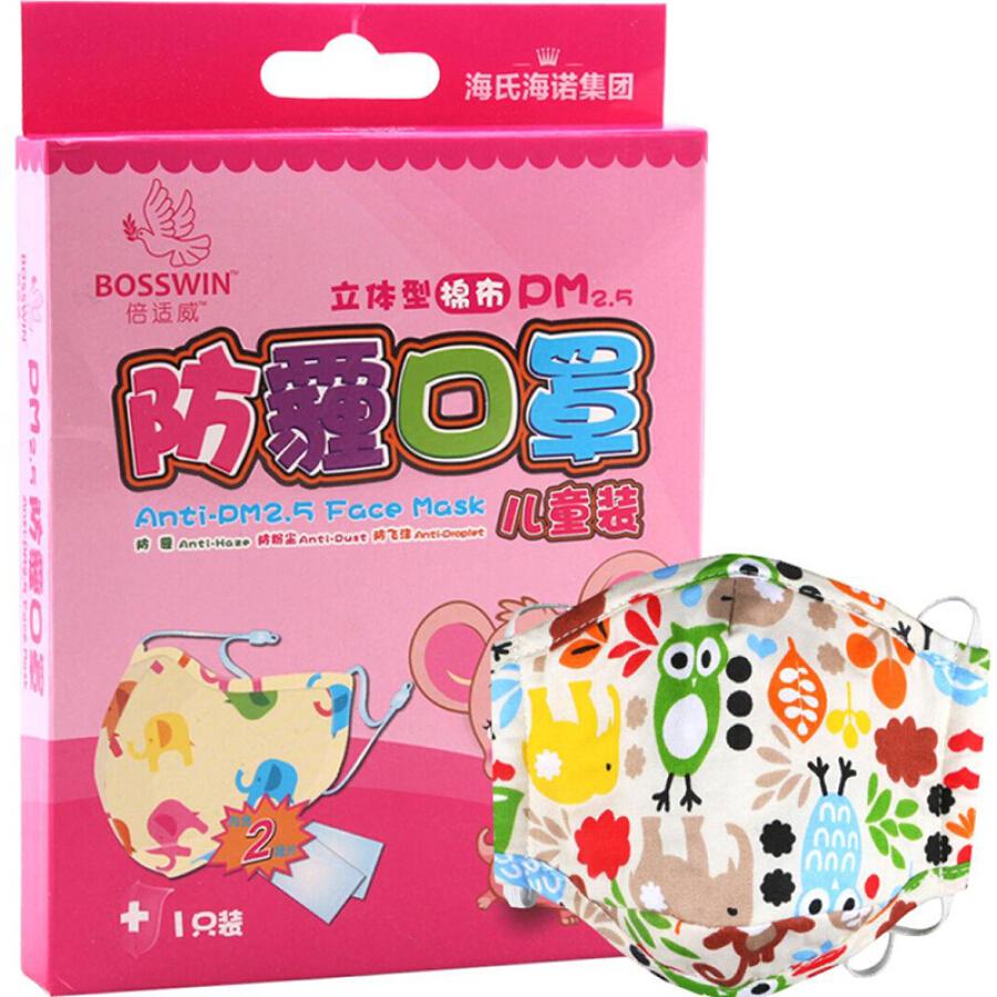 Khẩu Trang Giấy Cao Cấp Cho Bé Times Wei PM2.5 (2 chiếc / hộp) - 9521180373742 , 62_3387297 , 75000 , tiki.vn