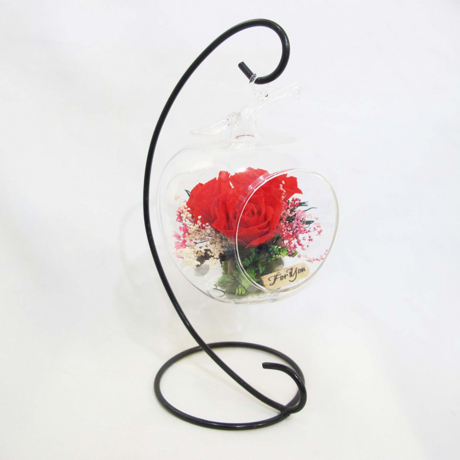 Bình hoa khô HK740