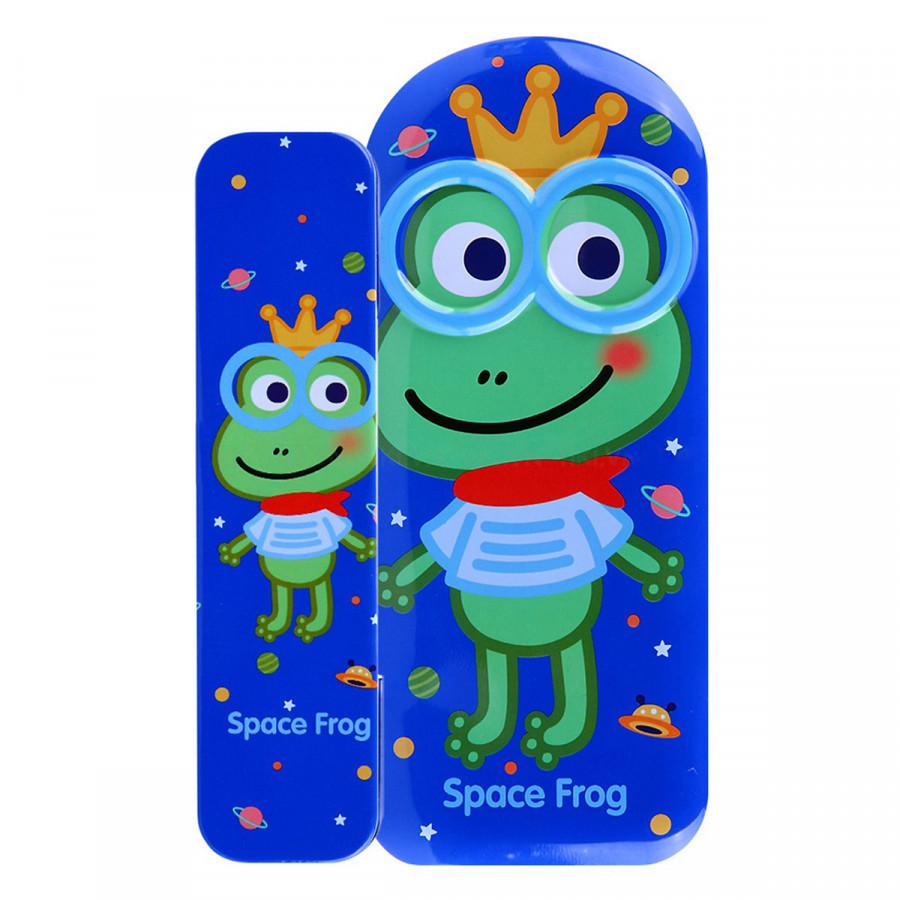 Hộp Bút Sắt VPP An Phát Space Frog