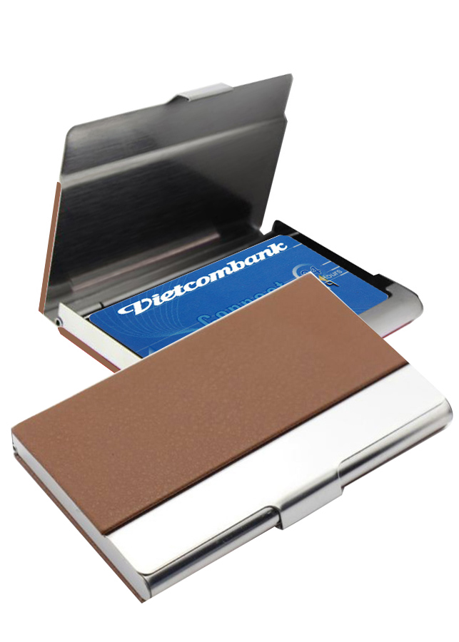 Ví Đựng Thẻ ATM - Hộp Đựng Name Card HL652B - 9861993 , 2879517222445 , 62_19287656 , 115000 , Vi-Dung-The-ATM-Hop-Dung-Name-Card-HL652B-62_19287656 , tiki.vn , Ví Đựng Thẻ ATM - Hộp Đựng Name Card HL652B