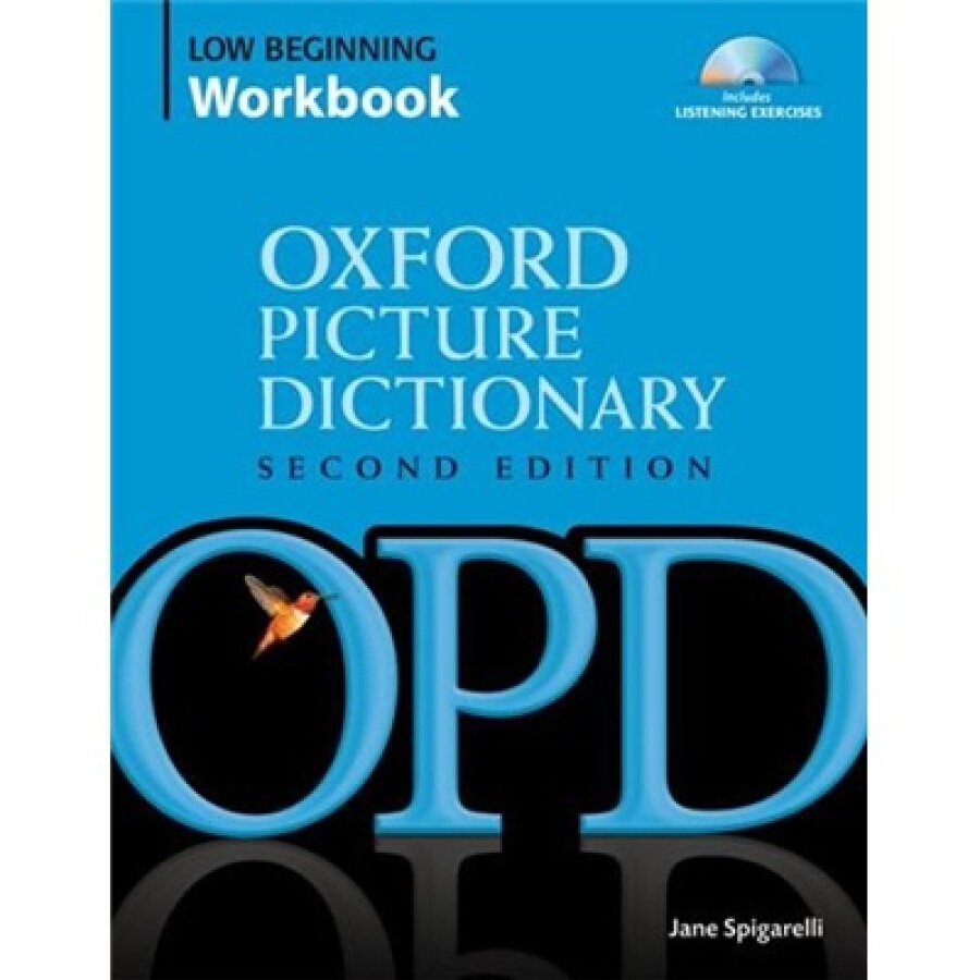The Oxford Picture Dictionary Low Beginning Workbook - 1245017 , 5635182194961 , 62_5297861 , 611000 , The-Oxford-Picture-Dictionary-Low-Beginning-Workbook-62_5297861 , tiki.vn , The Oxford Picture Dictionary Low Beginning Workbook