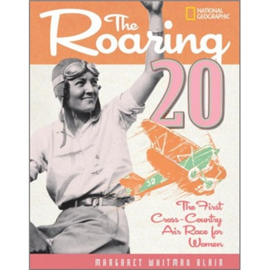 The Roaring 20: The First Cross-Country Air Race for Women - 1235220 , 2425709186899 , 62_5264329 , 482000 , The-Roaring-20-The-First-Cross-Country-Air-Race-for-Women-62_5264329 , tiki.vn , The Roaring 20: The First Cross-Country Air Race for Women