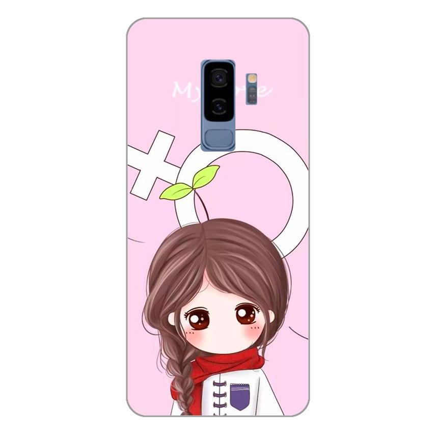 Ốp lưng dẻo cho Samsung Galaxy S9 Plus_Couple Girl 06