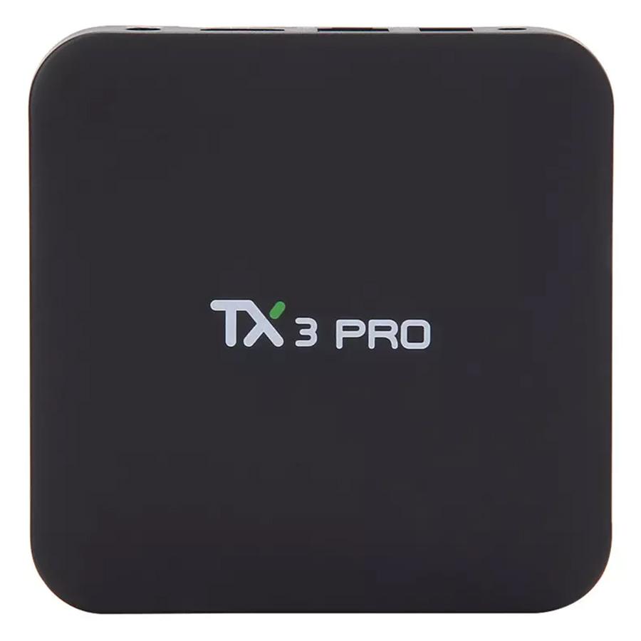 Android Tivi Box Tanix TX3 Pro - Chip Lõi Tứ S905 - Ram 1 GB - Rom 8 GB - Hàng Nhập Khẩu - 758030 , 2705180049075 , 62_8114606 , 550000 , Android-Tivi-Box-Tanix-TX3-Pro-Chip-Loi-Tu-S905-Ram-1-GB-Rom-8-GB-Hang-Nhap-Khau-62_8114606 , tiki.vn , Android Tivi Box Tanix TX3 Pro - Chip Lõi Tứ S905 - Ram 1 GB - Rom 8 GB - Hàng Nhập Khẩu