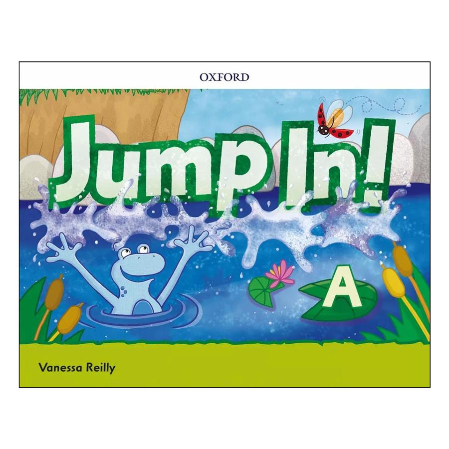 Jump in! A: Class Book