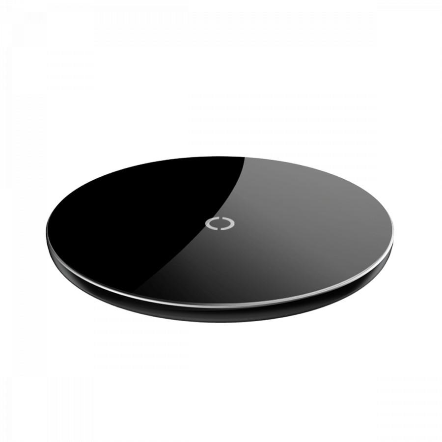 Đế sạc nhanh không dây Baseus Simple Wireless cho Apple iPhone 8/ iPhone X / Samsung S8/ S9/ Note 8 ( 5W/ 7.5W, Qi Wireless Quick Charger... - 1568326 , 8805221892029 , 62_8966228 , 390000 , De-sac-nhanh-khong-day-Baseus-Simple-Wireless-cho-Apple-iPhone-8-iPhone-X--Samsung-S8-S9-Note-8-5W-7.5W-Qi-Wireless-Quick-Charger...-62_8966228 , tiki.vn , Đế sạc nhanh không dây Baseus Simple Wireless cho A