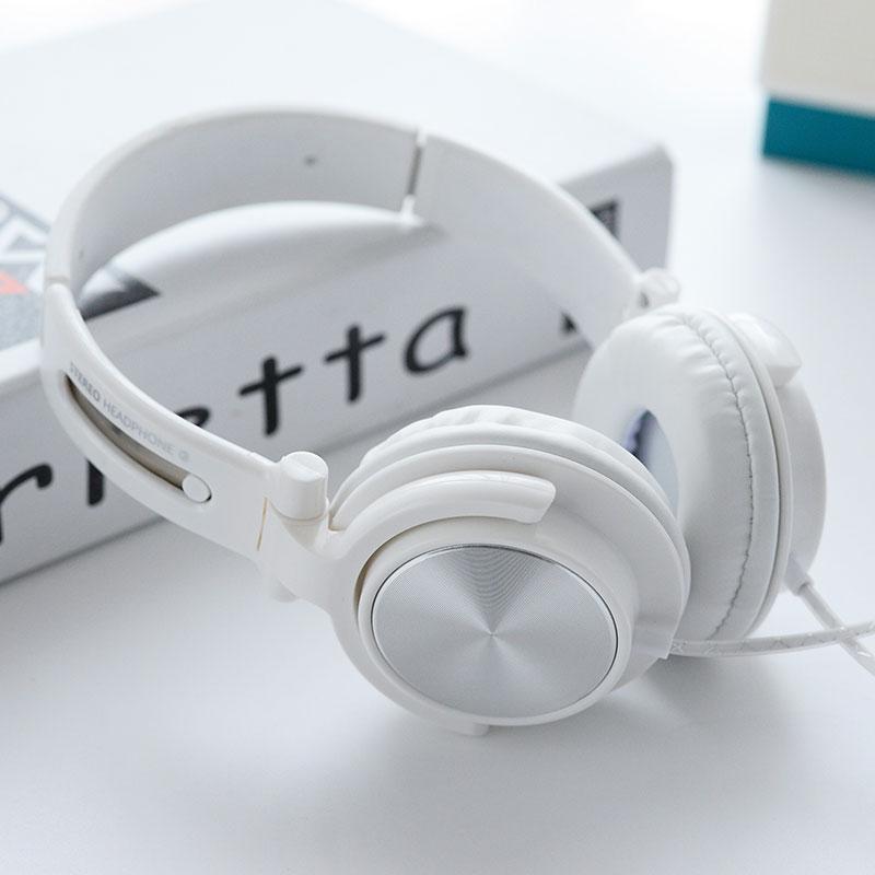 Tai nghe chụp tai kiểu CD MINIGOOD phong cách Hàn QuốcEM035 cao cấp