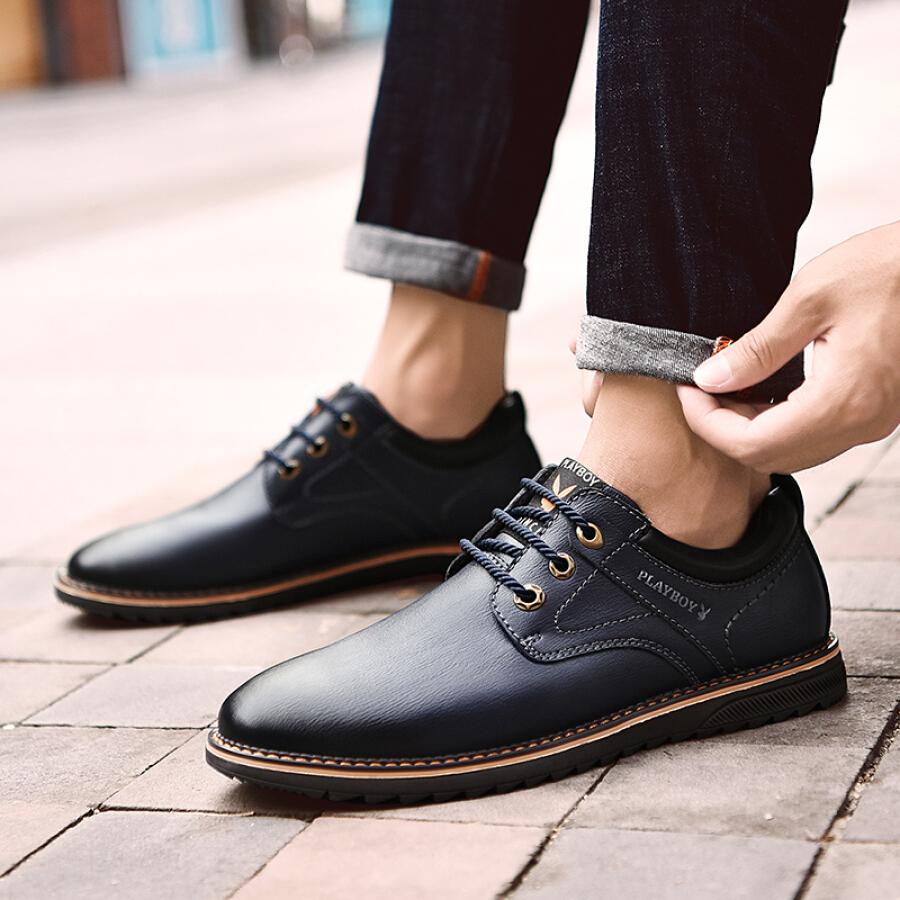 Giày Da Công Sở Nam Thời Trang PLAYBOY DA75140