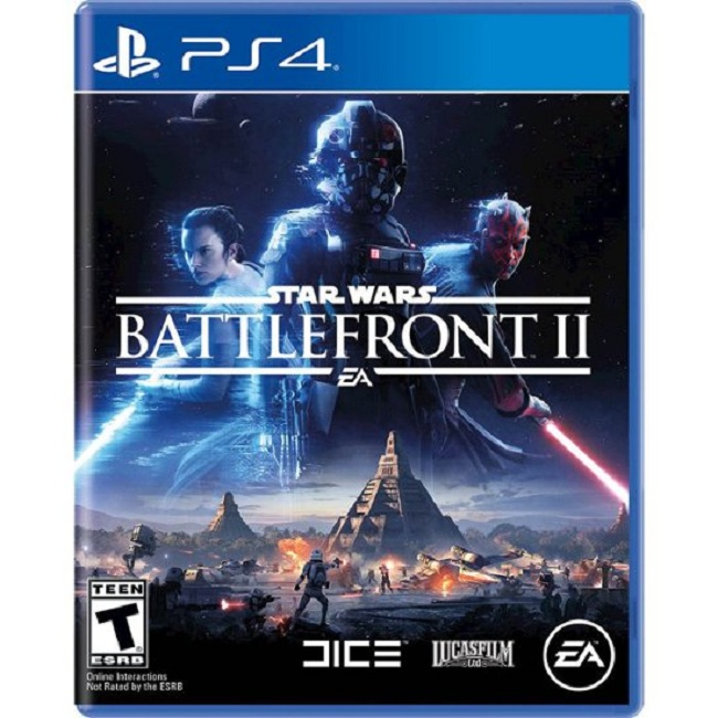 Đĩa Game Ps4: Star Wars Battlefront II