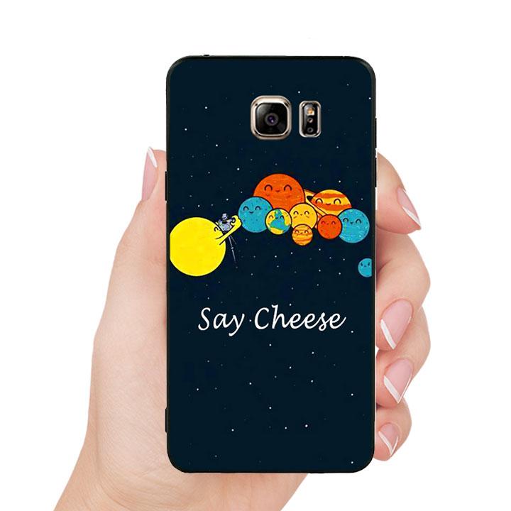 Ốp lưng viền TPU cho Samsung Galaxy Note 5 - Say Cheese - 1245900 , 8290453012886 , 62_15037213 , 200000 , Op-lung-vien-TPU-cho-Samsung-Galaxy-Note-5-Say-Cheese-62_15037213 , tiki.vn , Ốp lưng viền TPU cho Samsung Galaxy Note 5 - Say Cheese