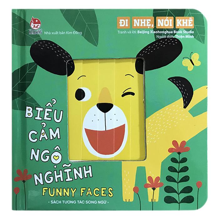 Biểu Cảm Ngộ Nghĩnh Funny Faces: Đi Nhẹ, Nói Khẽ