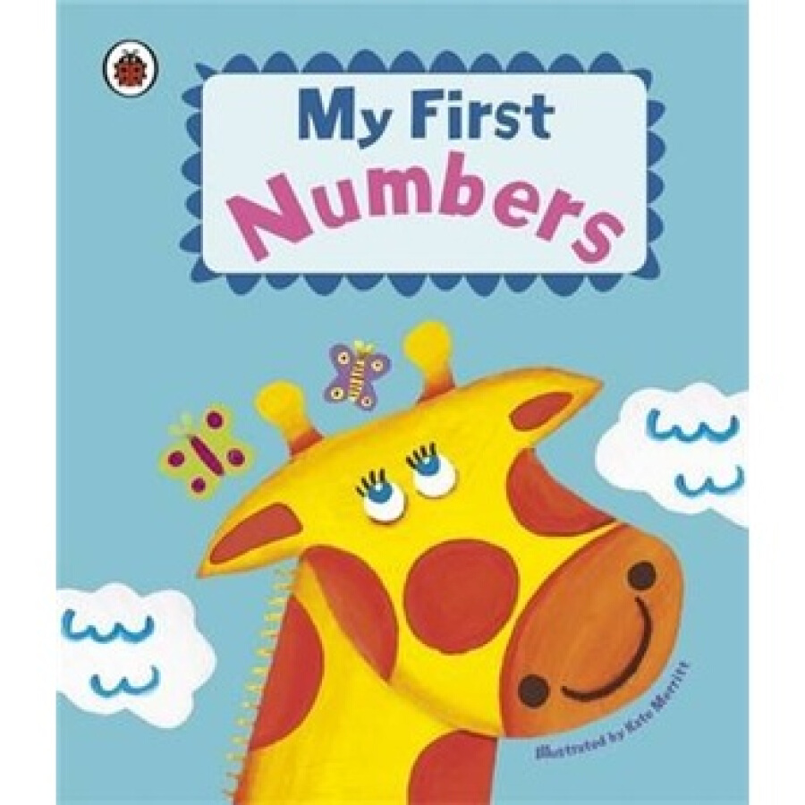 My First Numbers - 1236626 , 4019751262786 , 62_5267037 , 1433000 , My-First-Numbers-62_5267037 , tiki.vn , My First Numbers