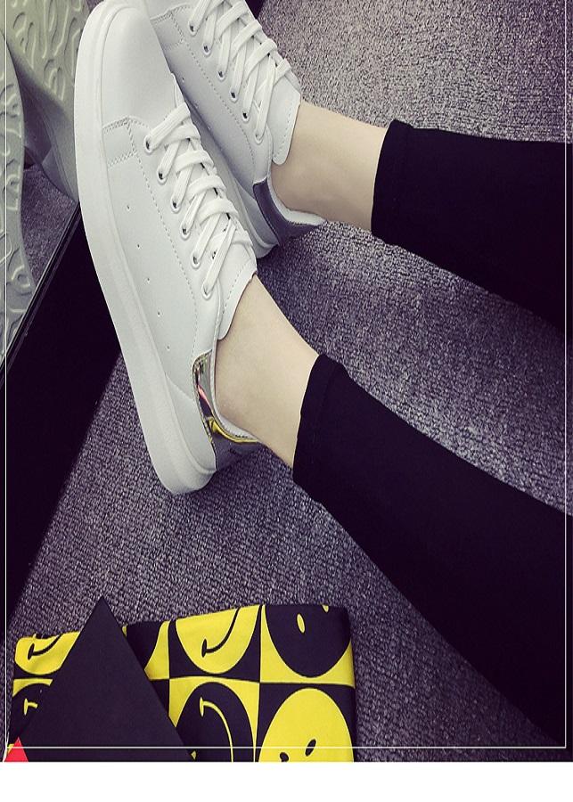 Giày Sneaker nữ thể thao siêu nhẹ độn đế gót màu TF13 - 2156509 , 3485787385156 , 62_13778711 , 1250000 , Giay-Sneaker-nu-the-thao-sieu-nhe-don-de-got-mau-TF13-62_13778711 , tiki.vn , Giày Sneaker nữ thể thao siêu nhẹ độn đế gót màu TF13