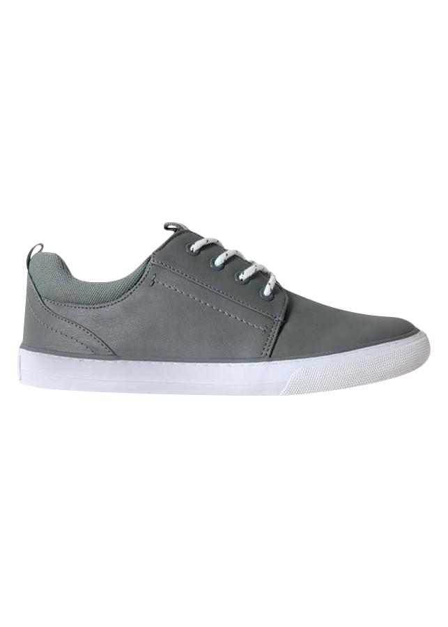 Giày Sneaker Nam Cox Shoes - Xám Viền Xám - 817891 , 1065269020168 , 62_10735693 , 555000 , Giay-Sneaker-Nam-Cox-Shoes-Xam-Vien-Xam-62_10735693 , tiki.vn , Giày Sneaker Nam Cox Shoes - Xám Viền Xám