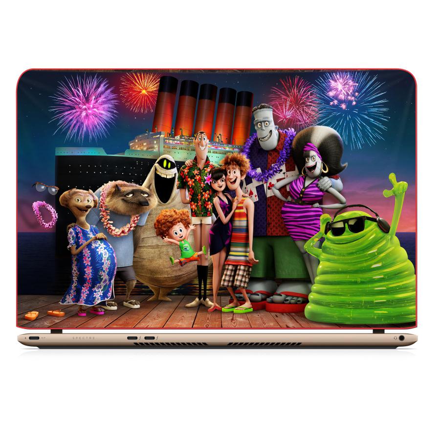 Mẫu Dán Decal Laptop Cinema - DCLTPR 017