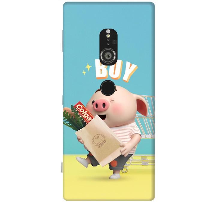 Ốp lưng dành cho điện thoại SONY XZ2 Heo Con Mua Sắm - 1554242 , 7819197959946 , 62_10093058 , 150000 , Op-lung-danh-cho-dien-thoai-SONY-XZ2-Heo-Con-Mua-Sam-62_10093058 , tiki.vn , Ốp lưng dành cho điện thoại SONY XZ2 Heo Con Mua Sắm