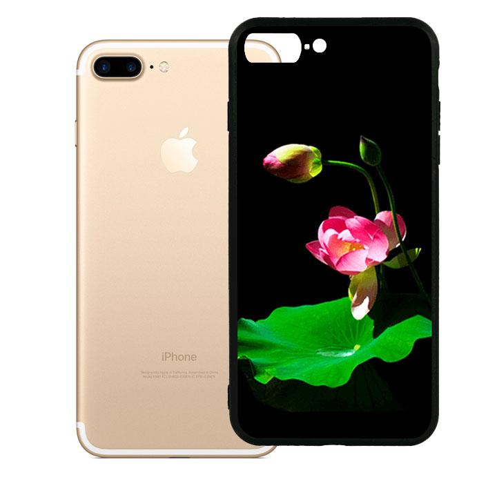 Ốp lưng viền TPU cao cấp dành cho iPhone 7 Plus - Lotus 01 - 9459667 , 2644508640771 , 62_19301093 , 200000 , Op-lung-vien-TPU-cao-cap-danh-cho-iPhone-7-Plus-Lotus-01-62_19301093 , tiki.vn , Ốp lưng viền TPU cao cấp dành cho iPhone 7 Plus - Lotus 01