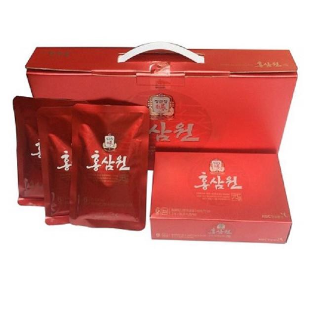 Thực phẩm chức năng Nước Hồng Sâm Won KGC Cheong Kwan Jang 50ml * 15 gói - 1357025 , 7555485583638 , 62_7965773 , 860000 , Thuc-pham-chuc-nang-Nuoc-Hong-Sam-Won-KGC-Cheong-Kwan-Jang-50ml-15-goi-62_7965773 , tiki.vn , Thực phẩm chức năng Nước Hồng Sâm Won KGC Cheong Kwan Jang 50ml * 15 gói