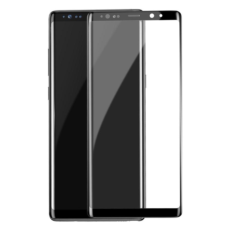 Kính Cường Lực 3D Full Viền Cho Samsung Galaxy Note 8 Baseus LV241 (0.3mm) - 1122022 , 7549673973462 , 62_7203725 , 199000 , Kinh-Cuong-Luc-3D-Full-Vien-Cho-Samsung-Galaxy-Note-8-Baseus-LV241-0.3mm-62_7203725 , tiki.vn , Kính Cường Lực 3D Full Viền Cho Samsung Galaxy Note 8 Baseus LV241 (0.3mm)