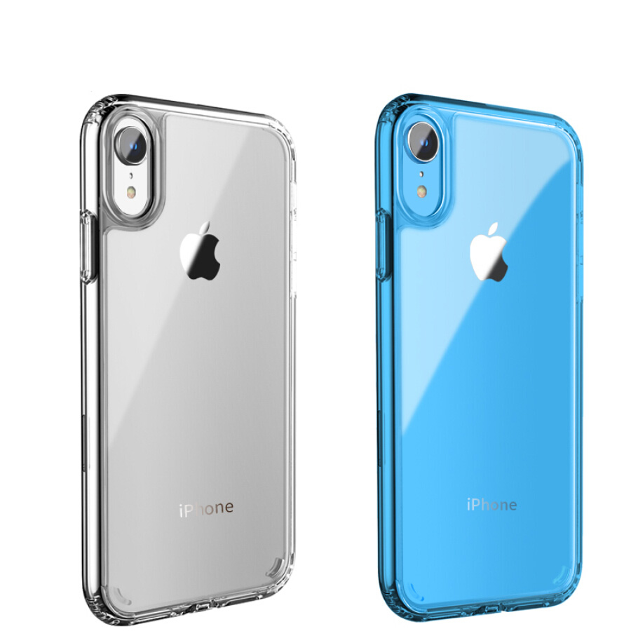 Ốp Lưng Trong Suốt Cho Apple Iphone XS Max TGVI