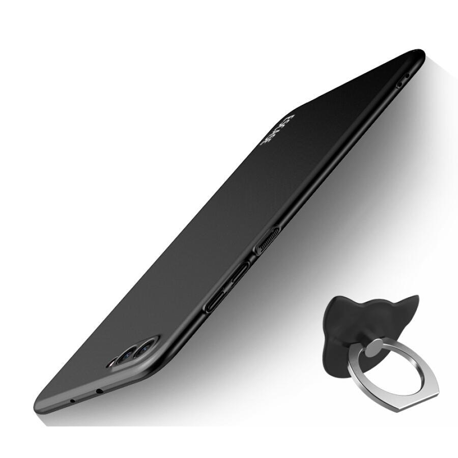 Ốp Lưng ESCASE Có Nhẫn Giá Đỡ Tháo Dán Được Cho Huawei Glory V10