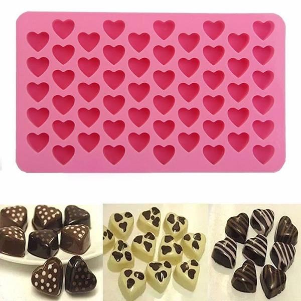 Khuôn silicon làm thạch rau câu, socola 55 trái tim nhỏ - 1475461 , 7450100494866 , 62_15070014 , 69000 , Khuon-silicon-lam-thach-rau-cau-socola-55-trai-tim-nho-62_15070014 , tiki.vn , Khuôn silicon làm thạch rau câu, socola 55 trái tim nhỏ