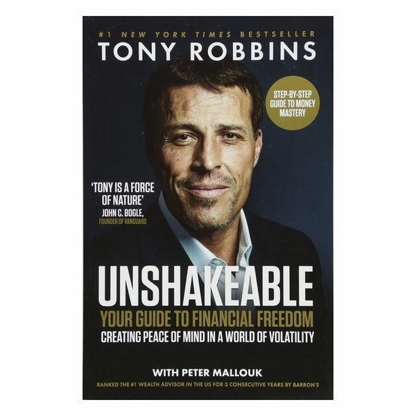 Unshakeable: Your Guide To Financial Freedom - 781839 , 6392193170887 , 62_11708955 , 484000 , Unshakeable-Your-Guide-To-Financial-Freedom-62_11708955 , tiki.vn , Unshakeable: Your Guide To Financial Freedom