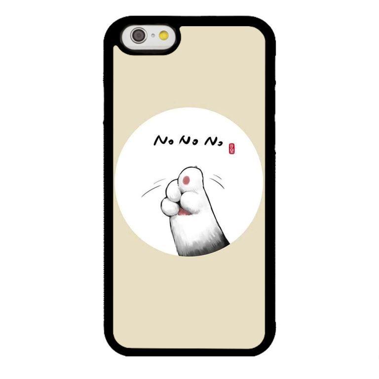 Ốp lưng dành cho điện thoại Iphone 6s No No No