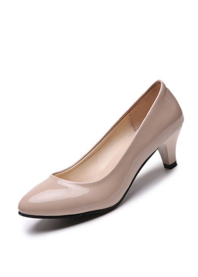 Giày gót thấp nữ đáng yêu 169 - 5278019 , 3390919093109 , 62_11413506 , 350000 , Giay-got-thap-nu-dang-yeu-169-62_11413506 , tiki.vn , Giày gót thấp nữ đáng yêu 169