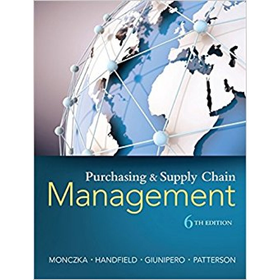 Purchasing  Supply Chain Management - 1239372 , 3899662776913 , 62_5278309 , 2897000 , Purchasing-Supply-Chain-Management-62_5278309 , tiki.vn , Purchasing  Supply Chain Management