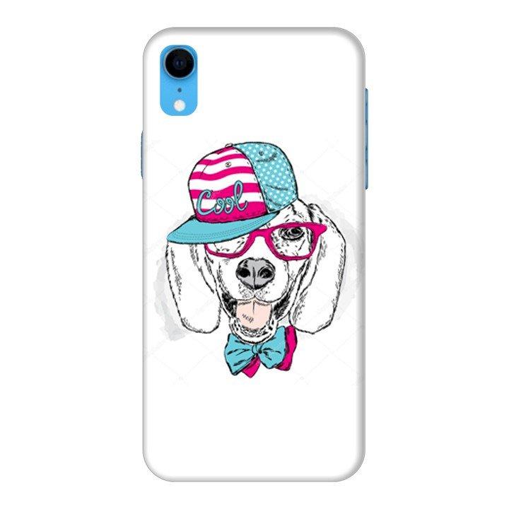 Ốp lưng dành cho điện thoại iPhone XR - X/XS - XS MAX - Cún Cool