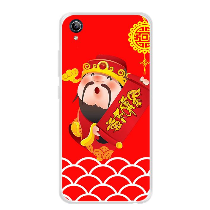Ốp lưng dẻo cho điện thoại Vivo Y91C - 0088 THANTAI11 - Hàng Chính Hãng