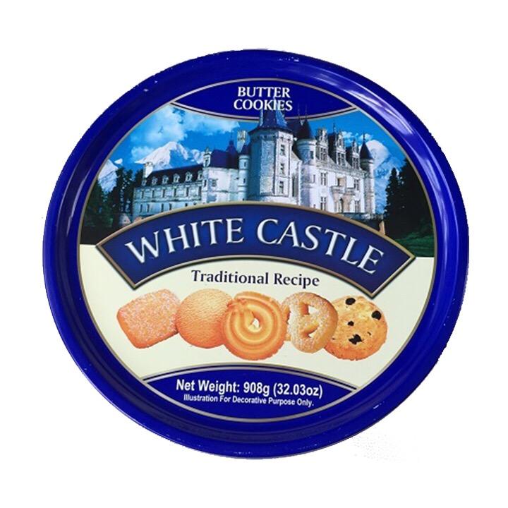 Bánh Quy Bơ Cao Cấp White Castle Hộp 908g - 1376706 , 2708675668737 , 62_6639869 , 250000 , Banh-Quy-Bo-Cao-Cap-White-Castle-Hop-908g-62_6639869 , tiki.vn , Bánh Quy Bơ Cao Cấp White Castle Hộp 908g