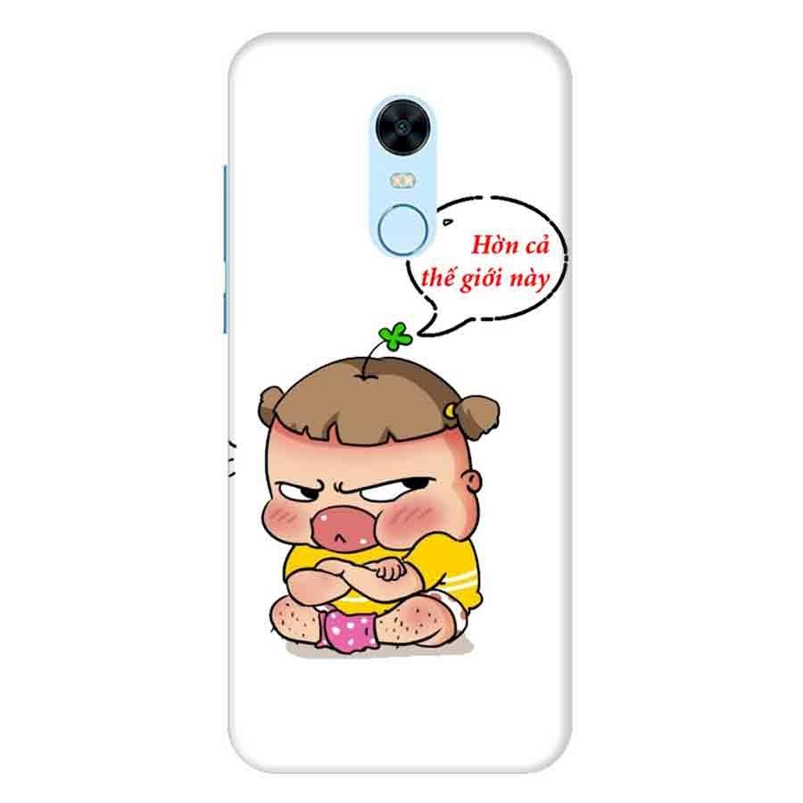 Ốp Lưng Dành Cho Xiaomi Note 5 Plus - Quynh Aka 2