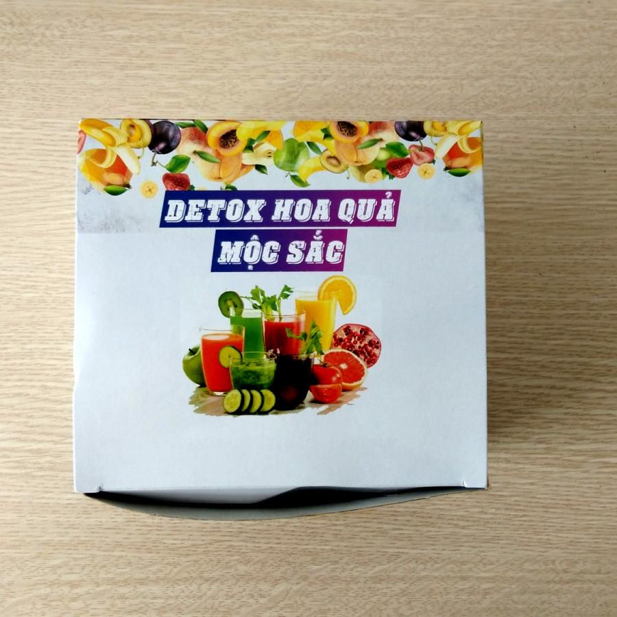 Detox hoa quả sấy Mộc Sắc 30 gói khác nhau