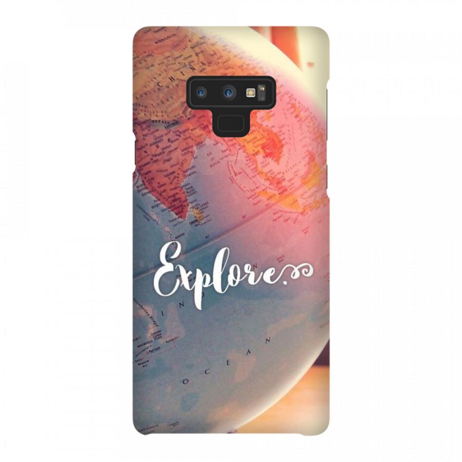 Ốp Lưng Cho Điện Thoại Samsung Galaxy Note 9 - MẫuTAMTRANG1075