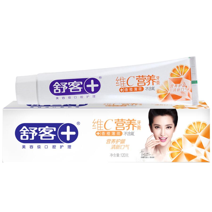 Kem Đánh Răng Shu Ke Vitamin C (120g)