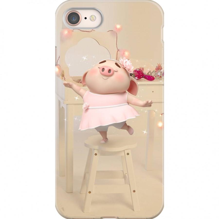Ốp Lưng Cho Điện Thoại Iphone 8 - Mẫu aheocon 0010