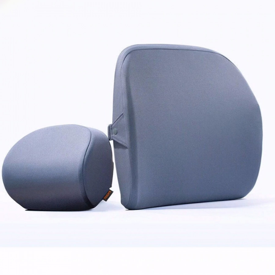 Original Xiaomi Mijia Roidmi R1 Car Headrest Pillow Lumba Cushion 60D Sense Of Memory Cotton Xiaomi Smart Home Kit