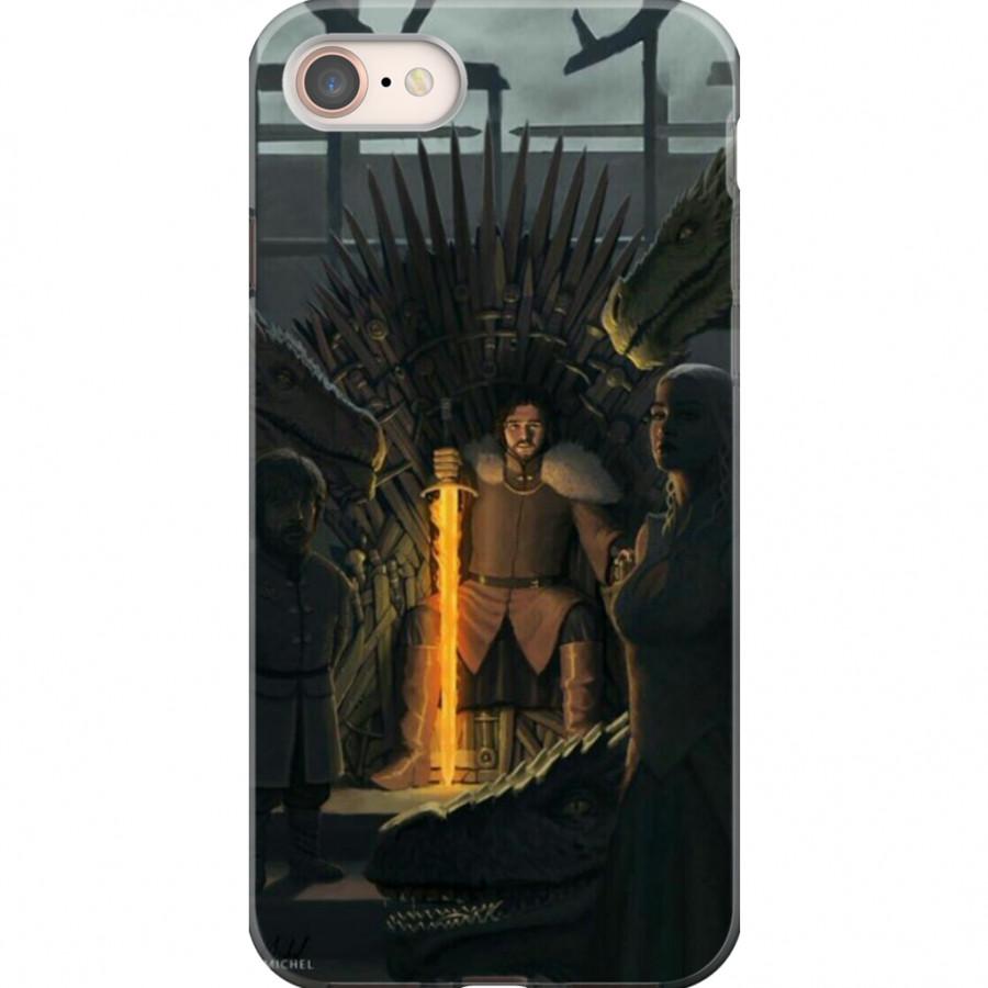 Ốp Lưng Cho Điện Thoại iPhone 7 Game Of Thrones - Mẫu 369 - 1909723 , 8812624547975 , 62_14624071 , 199000 , Op-Lung-Cho-Dien-Thoai-iPhone-7-Game-Of-Thrones-Mau-369-62_14624071 , tiki.vn , Ốp Lưng Cho Điện Thoại iPhone 7 Game Of Thrones - Mẫu 369