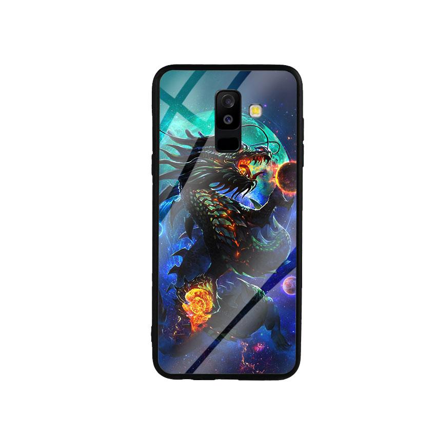 Ốp Lưng Kính Cường Lực cho điện thoại Samsung Galaxy A6 Plus 2018 - Dragon 10 - 9524518 , 1637373170390 , 62_8715506 , 250000 , Op-Lung-Kinh-Cuong-Luc-cho-dien-thoai-Samsung-Galaxy-A6-Plus-2018-Dragon-10-62_8715506 , tiki.vn , Ốp Lưng Kính Cường Lực cho điện thoại Samsung Galaxy A6 Plus 2018 - Dragon 10