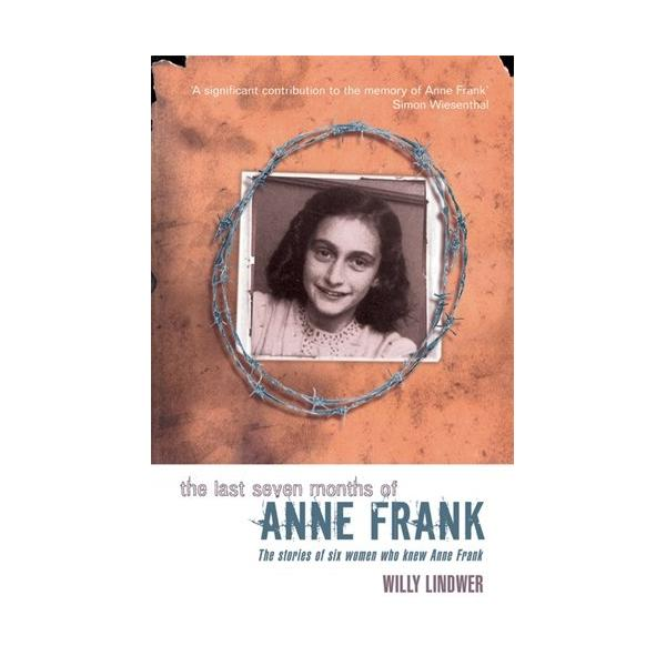 The Last Seven Months of Anne Frank - 1086373 , 4959325376405 , 62_3805365 , 248000 , The-Last-Seven-Months-of-Anne-Frank-62_3805365 , tiki.vn , The Last Seven Months of Anne Frank