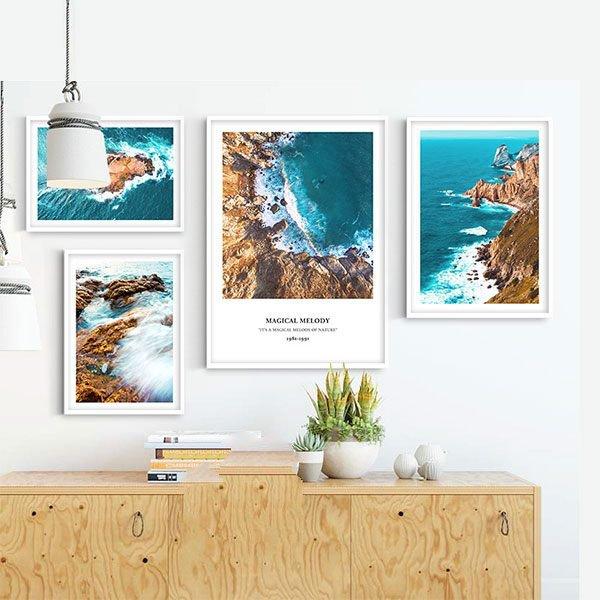 Bộ 4 tranh Canvas Mediterranean Sea (biển địa trung hải) MS0411 - 2350144 , 9724410170573 , 62_15327702 , 700000 , Bo-4-tranh-Canvas-Mediterranean-Sea-bien-dia-trung-hai-MS0411-62_15327702 , tiki.vn , Bộ 4 tranh Canvas Mediterranean Sea (biển địa trung hải) MS0411