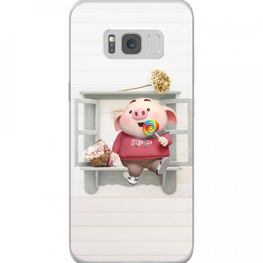 Ốp Lưng Cho Điện Thoại Samsung Galaxy A5 2017  - Mẫu aheocon 54