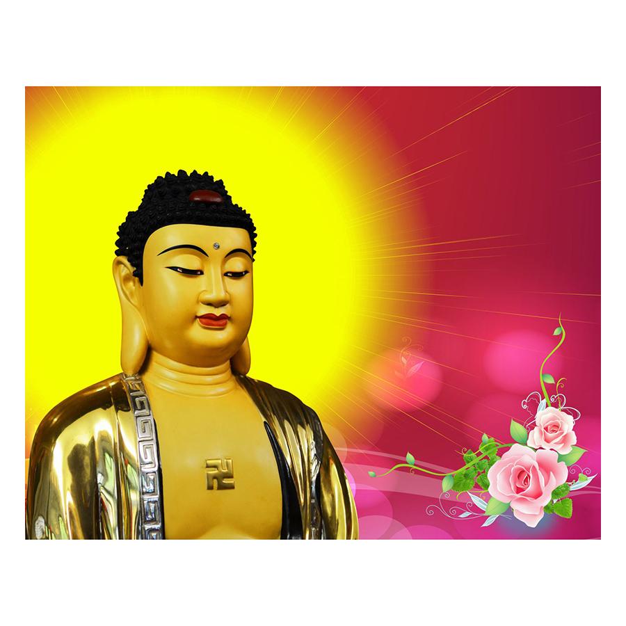 Tranh Phật Giáo Dán Tường - Mã 11 - 1302659 , 9983793076678 , 62_8180281 , 500000 , Tranh-Phat-Giao-Dan-Tuong-Ma-11-62_8180281 , tiki.vn , Tranh Phật Giáo Dán Tường - Mã 11