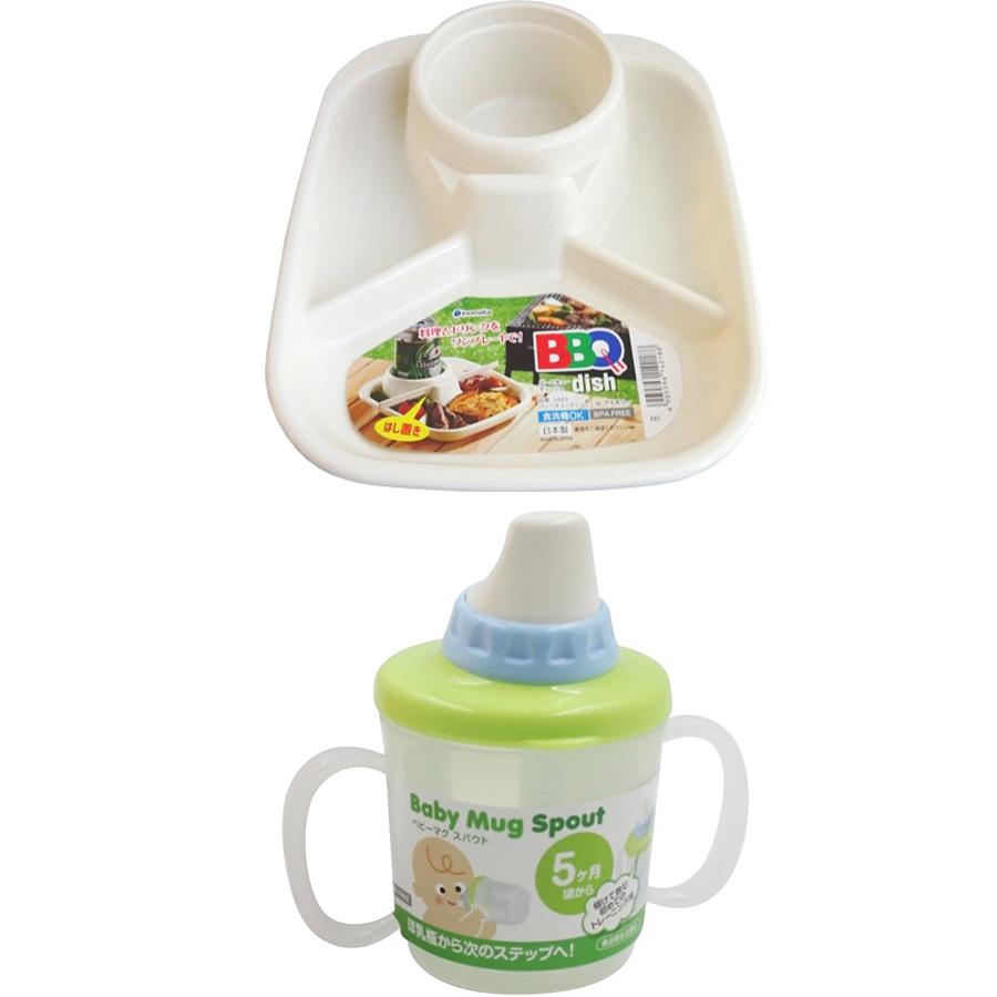 Combo cốc tập uống có vòi hút + Khay ăn 3 ngăn có kèm khay để cốc thìa dĩa cao cấp nhập khẩu nhật bản - 4823909 , 2619592103327 , 62_15347188 , 130000 , Combo-coc-tap-uong-co-voi-hut-Khay-an-3-ngan-co-kem-khay-de-coc-thia-dia-cao-cap-nhap-khau-nhat-ban-62_15347188 , tiki.vn , Combo cốc tập uống có vòi hút + Khay ăn 3 ngăn có kèm khay để cốc thìa dĩa ca