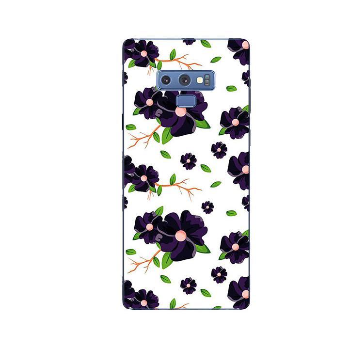 Ốp Lưng Dẻo Cho Điện thoại Samsung Galaxy Note 9 - Rose 02