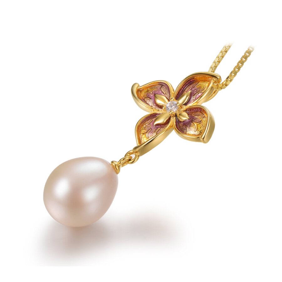 Jingrun Pearl Orchid S925 Silver Inlay Freshwater Pearl Pendant 10-11mm White Drops with Certificate - 1681409 , 5412316639181 , 62_9278429 , 1784000 , Jingrun-Pearl-Orchid-S925-Silver-Inlay-Freshwater-Pearl-Pendant-10-11mm-White-Drops-with-Certificate-62_9278429 , tiki.vn , Jingrun Pearl Orchid S925 Silver Inlay Freshwater Pearl Pendant 10-11mm White
