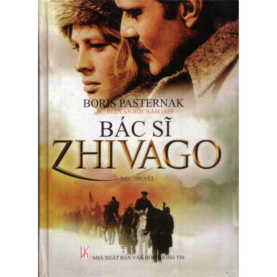 Bác sĩ Zhivago - 1018680 , 6225141922835 , 62_2893035 , 178000 , Bac-si-Zhivago-62_2893035 , tiki.vn , Bác sĩ Zhivago