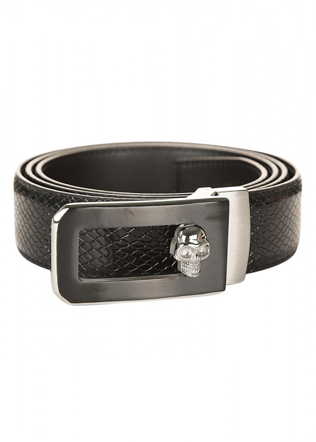 Thắt Lưng Nam Efora Leather Belt With Plaque Buckle 6